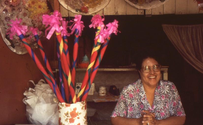 Markets of Tegucigalpa, 1988 – 1990