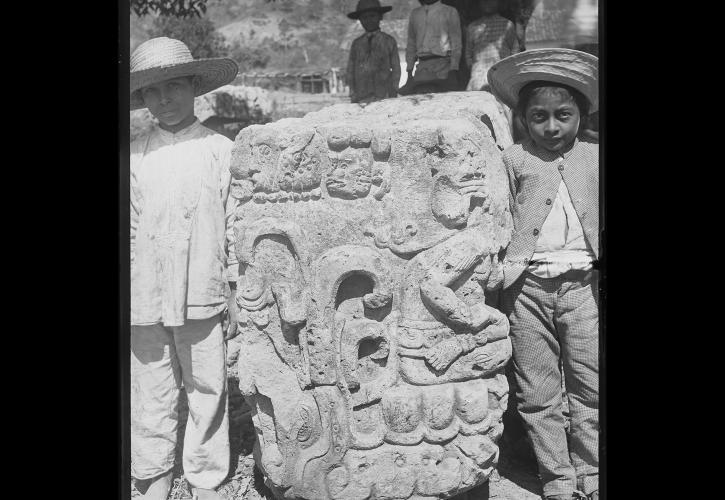 Copán Ruinas,  1889-2010